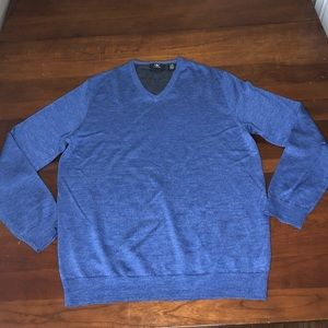 Calvin Klein 100% Merino wool sweater